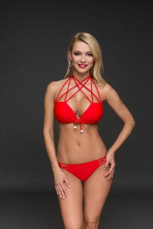Hawaii piros bikini