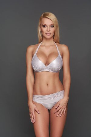 Corse beige Pyramid bikini