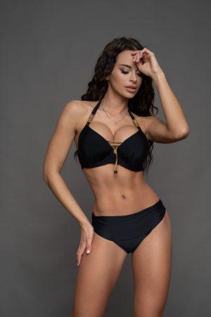 Raguza bikini, arany-fekete