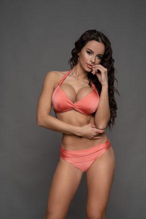 Corse bikini rosé
