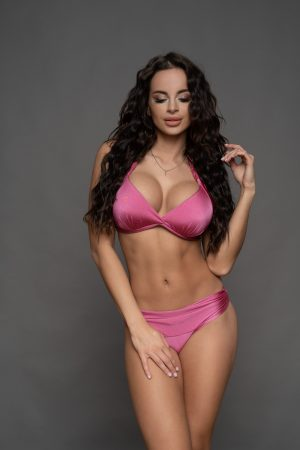 Corse bikini viola